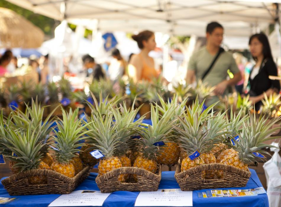 Farmers Markets of Oahu