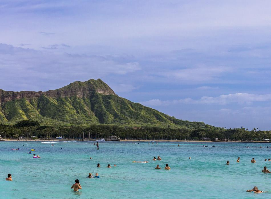 Leahi (Diamond Head)