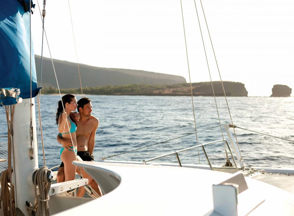 ラナイ島を楽しむ