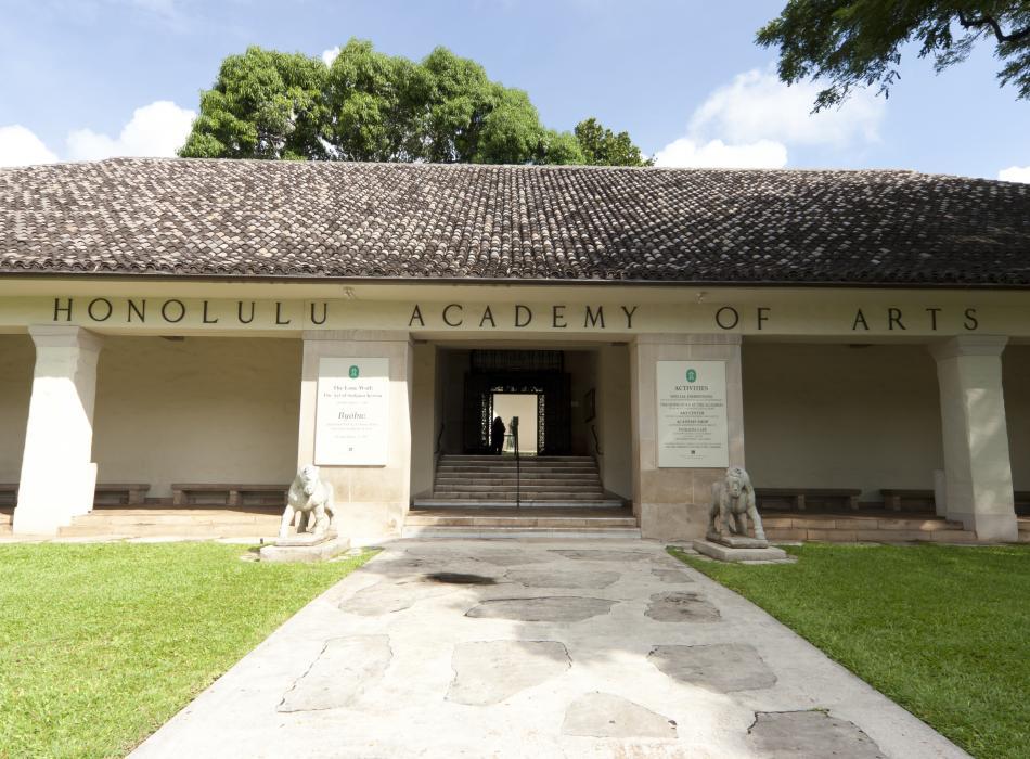 オアフ島の美術館・博物館
