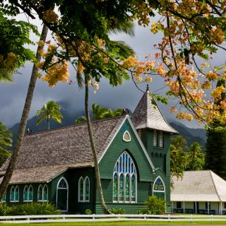 Waioli Mission House and Church