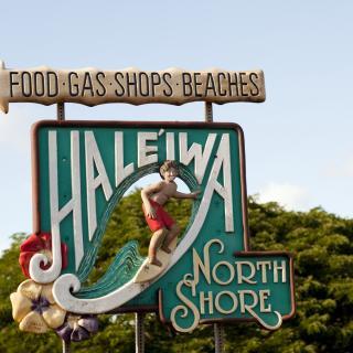 Haleiwa Town