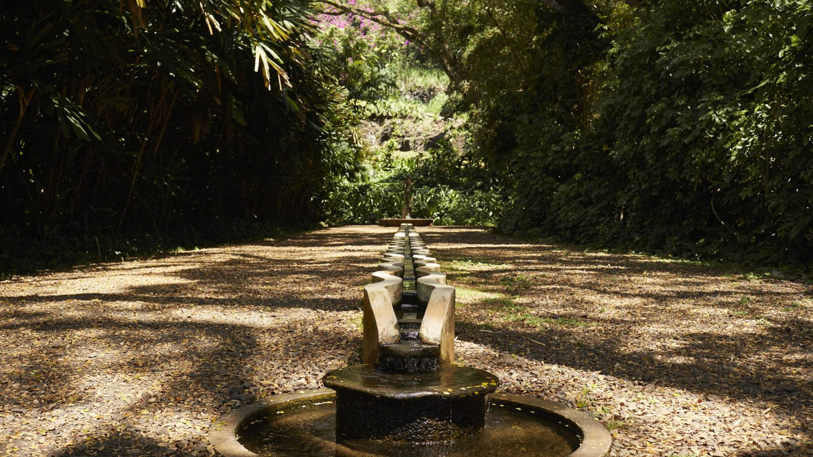 Allerton Garden - Garden Rooms